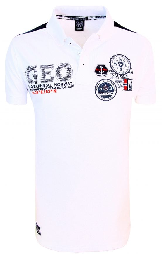 Geographical Norway Heren Poloshirts Katal 2