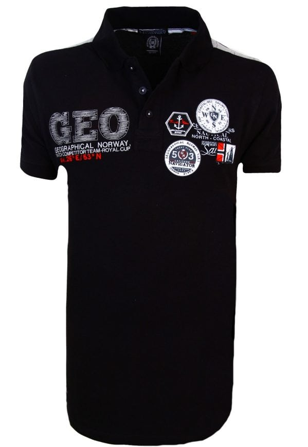 Geographical Norway Heren Poloshirts Katal 39 Large