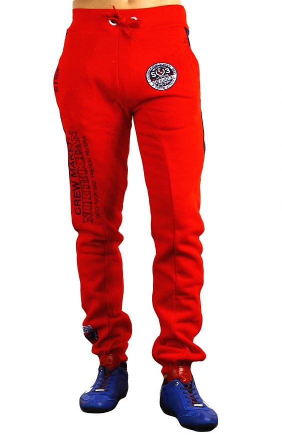 Geographical Norway Joggingbroek  Mripon Rood 37 Large