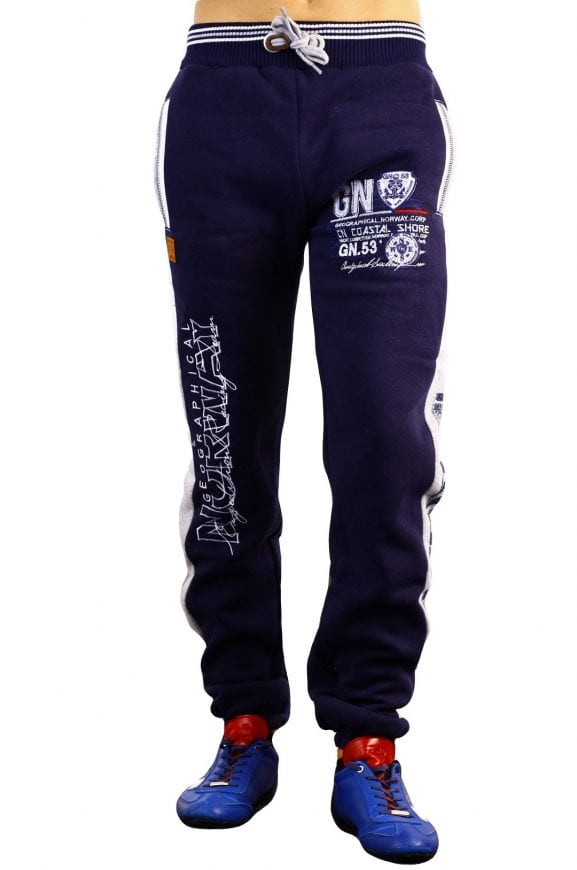 Geographical Norway Joggingbroek Manker Blauw 19 Large