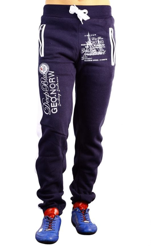 Geographical Norway Joggingbroek Mexidor Blauw 28