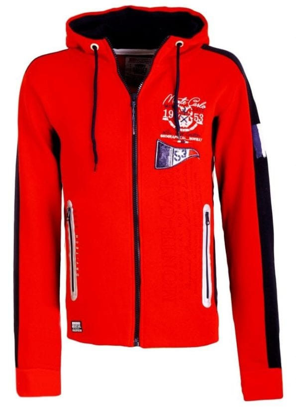 Geographical Norway Vesten Sweater Golfinger  10 Large
