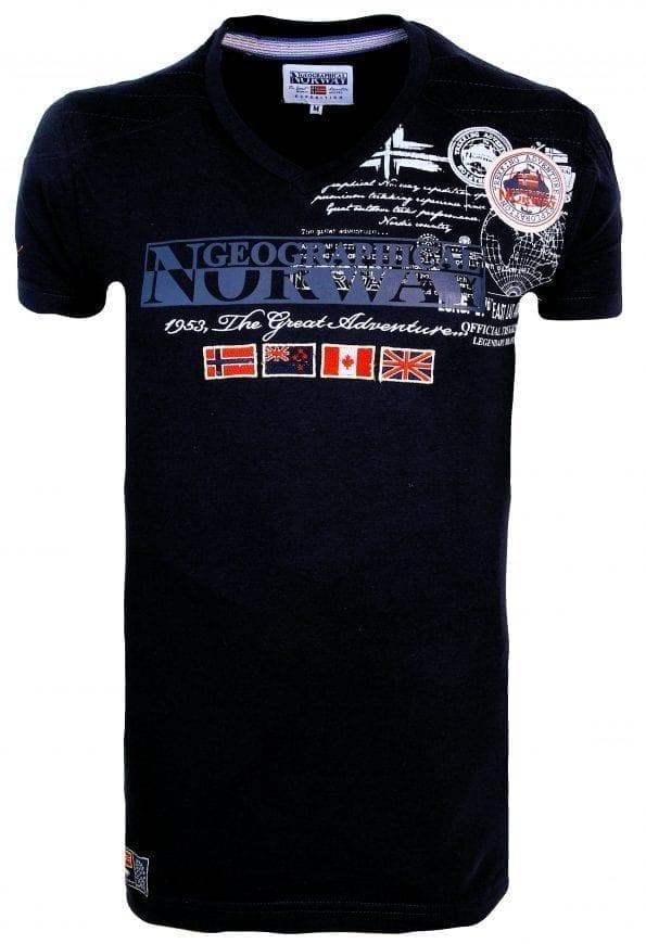 Geographical Norway t shirts Heren Jofteam 1