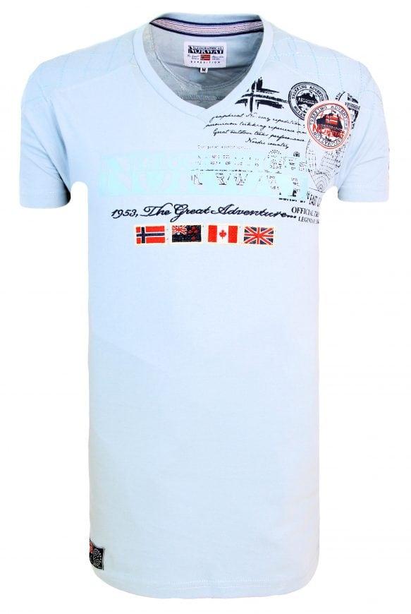 Geographical Norway t shirts Heren Jofteam 9