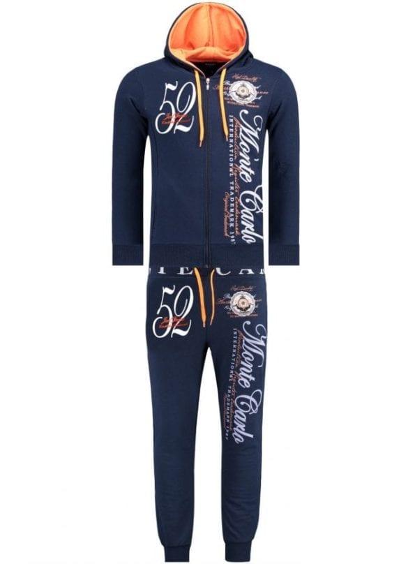 Jeel Jeans Joggingbroek en Vest Blauw 1