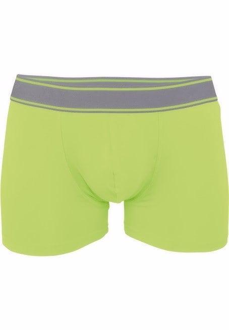 Kariban heren boxershort elasthan groen 1