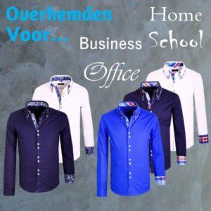 Overhemden voor Office School Bendelli Business Small