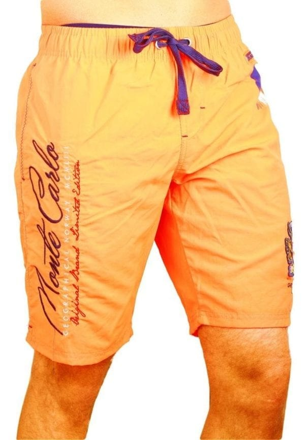Zwembroek Geographical Norway Zwemshorts Monte Carlo Koraal Model 1 Large