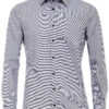 Venti overhemden heren strijkvrij edition modern fit poplin zwart 193158000 101 1