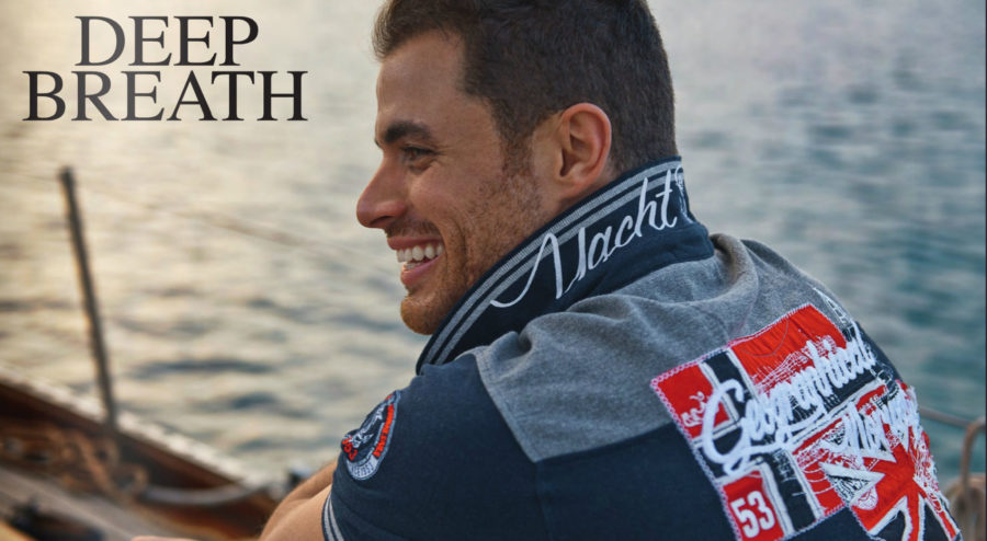 Geographical Norway polo shirt heren Deep Breath