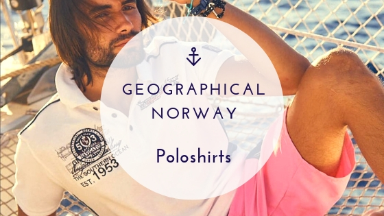Geographical Norway poloshirts online shop zomercollectie heren