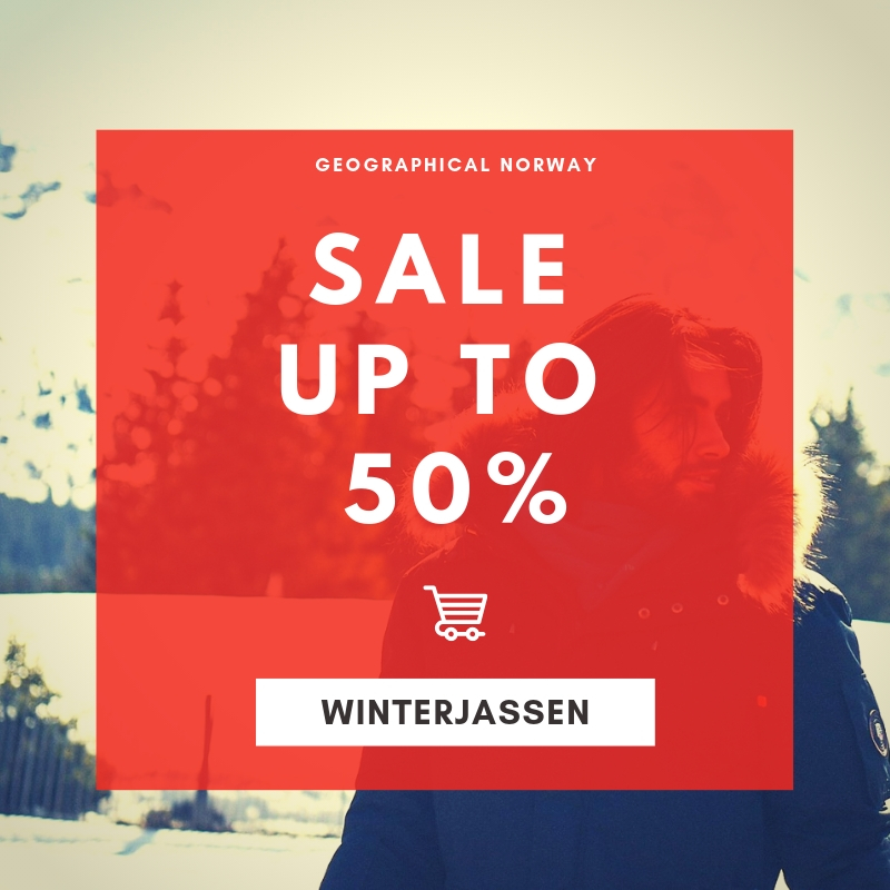 Geographical Norway winterjassen sale