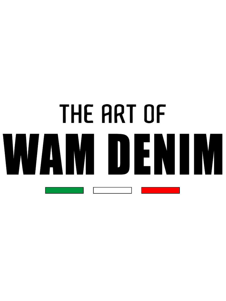 Logo Wam Denim Italiaanse polo shirt heren