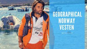 Geographical Norway Vesten hoodies Canadian peak