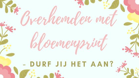 Overhemden met bloemenprint Bendelli Herenmode