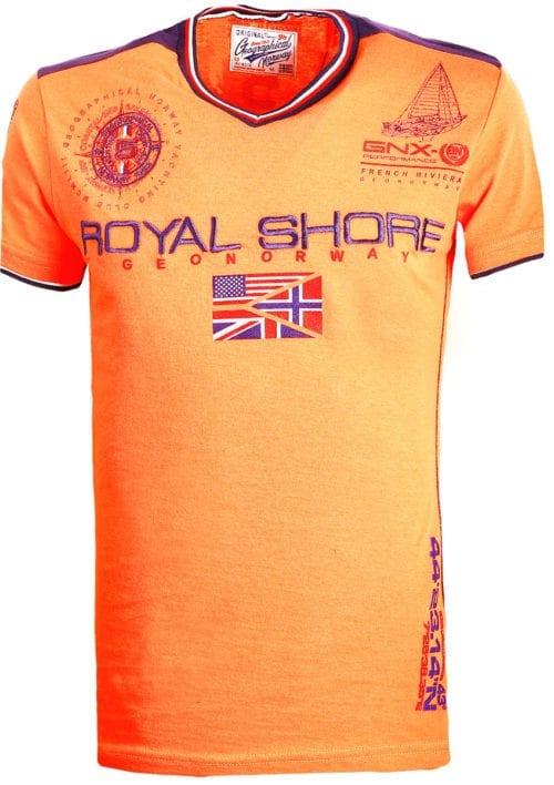 Geographical-Norway-t-shirt-heren-royal-shore-koraal-jamacho-bendelli (3)