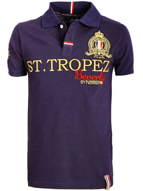 Geographical Norway polo shirt blauw Saint Tropez Beverly Karses (2)