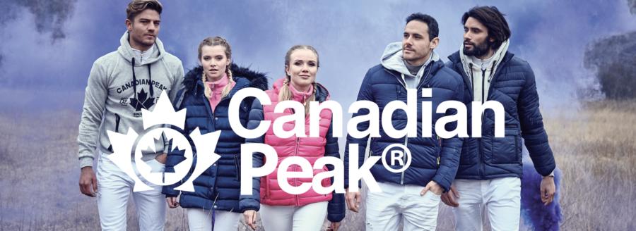 Canadian peak kleding