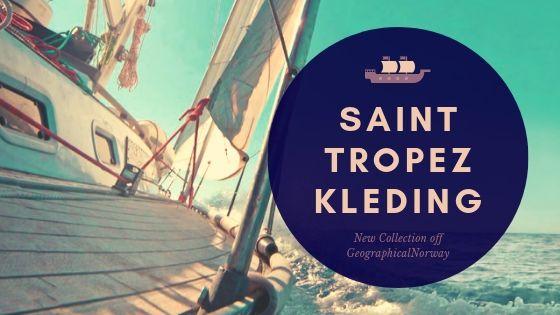 Saint Tropez KLeding blog banner Bendelli