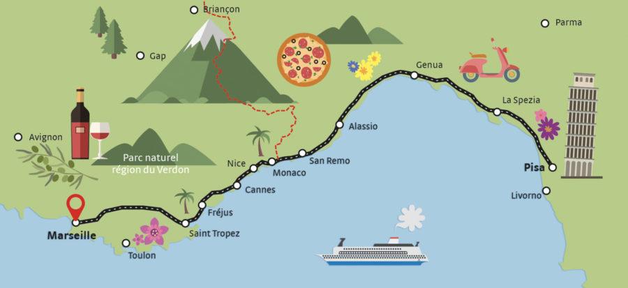 Saint Tropez kaart Blog Saint Tropez kleding
