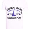 CanadianPeakPoloShirtWitKianniNauticalSailingRegattaBendelli()