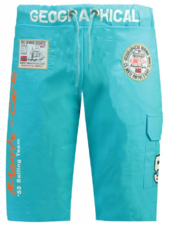 Geographical Norway Zwembroek Turquoise Quorban Monte Carlo